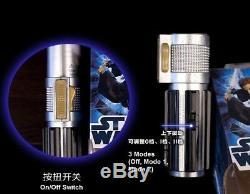 Hasbro Star Wars Anakin Skywalker Ultime Fx Lightsaber Épée Bleu