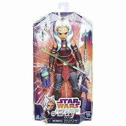Hasbro Star Wars Forces Destin Ahsoka Tano Aventure Figure