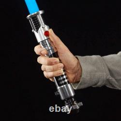 Hasbro Star Wars Série Noire Ep1 Obi-wan Kenobi Force Fx Lightsaber Blue