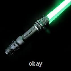 Hot Light Saber Rey Skywalker Aluminium Metal Star Wars Force Fx Saber Replica