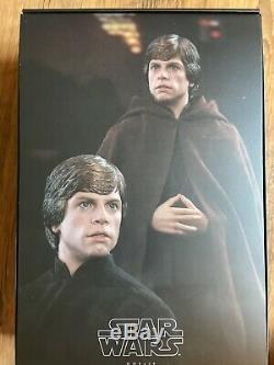 Hot Toys Luke Skywalker Retour Du Jedi Rotj Échelle 1 / 6ème Collection Figure
