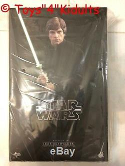 Hot Toys Mms 429 Star Wars Ep VI Le Retour Du Jedi Luke Skywalker Mark Hamill
