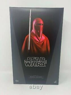 Hot Toys Star Wars Retour Du Jedi Royal Guard 1/6ème Échelle Figure Mms469