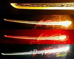 Katana Ripper Blade Pour Star Wars Jedi Sith Led Light Saber Prop