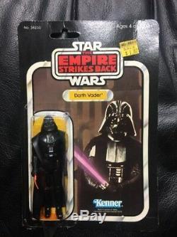 Kenner Star Wars L'empire Contre-attaque Darth Vader Sealed