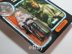 Kenner Star Wars Luke Skywalker Endor Poncho Potf Coin Moc Clair Bullé
