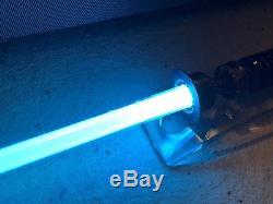 Korbanth K4 Obi Wan Lightsaber Avec Le Cristal Nbv3 Révèlent Bgw Pas Maître Réplique