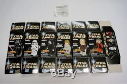 Kubrick Série 4 Star Wars Darth Vader Feu Saber Medicom Jouet Limitée Lot De 9