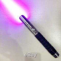 Kybers Rvb Lightsaber Sabre De Lumière En Métal Sabre Avec Son Aluminium Garde Soyez Votre Fa