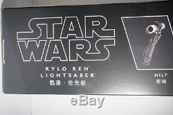 Lame Amovible Pour Sabre Laser Kylo Ren Des Parcs Disney
