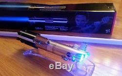 Lame Amovible Rey Sabre Laser Série Noire Hasbro Graflex The Last Jedi