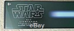 Lame Et Garde Amovibles Au Sabre Laser De La Série Disney Parks Rey De Star Wars! (luke Skywalker)