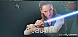 Lame Et Poignée Amovibles Pour Sabre Laser Rey De Star Wars Disney Parks! (luke Skywalker)