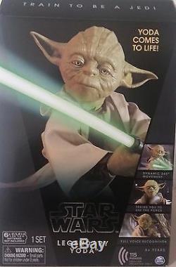 Le Légendaire Maître Des Jedi Yoda Et Le Sabre De Rey, Star Wars Lot