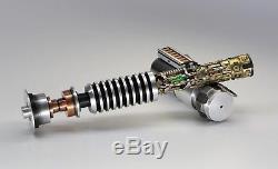 Le Sabre Laser Luke Le Retour Du Jedi V3 Le Sabre Laser Mythos Le Sabre Laser Star Wars