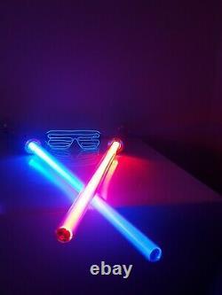 Led Fx Lightsaber Light Saber Épée Star Wars Couleur Multi
