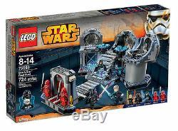 Lego 75093 Death Duel Final Duel Nouveau Scellé Vader Empereur Saber Etoile De La Mort