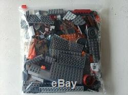 Legos Star Wars Ultime Light Saber Duel Anakin Skywalker 282 Pcs Toy Building
