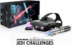 Lenovo Star Wars Jedi Ar Challenges Bundle Casque Lightsaber Suivi Beacon