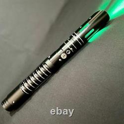 Lightsaber Replica Force Sith Light Fx Poignée En Métal Rechargeable