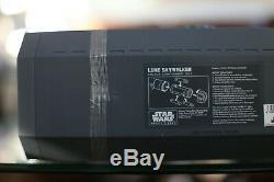 Luke Skywalker Héritage Lightsaber Hilt Sealed Edge Disneyland Star Wars Galaxy