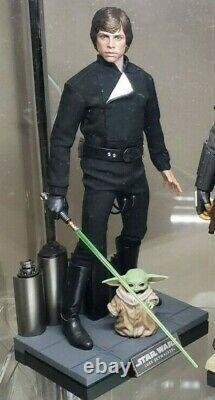 Luke Skywalker Star Wars Retour Des Jouets Chauds Jedi Mms429 Complete 1/6