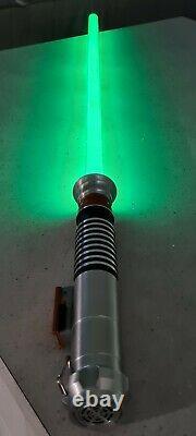 Maître Replica Star Wars Force Fx Collection Luke Skywalker 2005 (vert)
