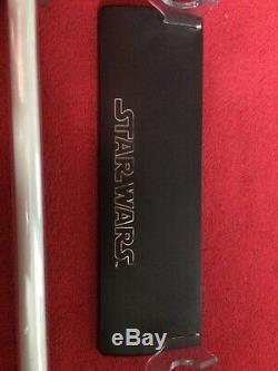 Master Replicas Force Fx Lightsaber 2003 Skywalker Vert Luke
