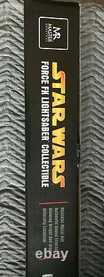 Master Replicas Force Sabre Laser Fx Collectable Sw-2025, Dark Vador