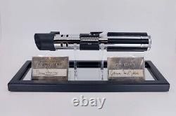 Master Replicas Star Wars Darth Vader Lightsaber Edition Dual Signature De Jp