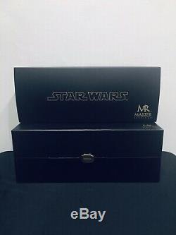 Master Replicas Star Wars Luke Skywalker Lightsaber Limited Edition Sw Esb-110