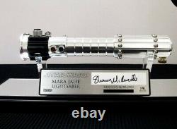 Master Replicas Star Wars Mara Jade Lightsaber Signature Edition