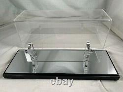 Master Replicas Sw-151 Lightsaber Le Qui-gon Jinn Display Case Stand