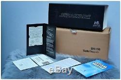 Master Répliques Darth Vader Lightsaber Anh Édition Limitée Prop Replica
