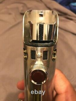 Master Répliques Luke Skywalker Lightsaber 2004 (empty Hilt)