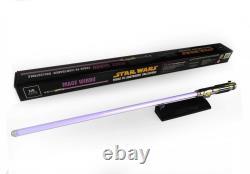 Mr Master Replicas Star Wars Mace Windu F/x Lightsaber Non-hasbro Sabre Laser