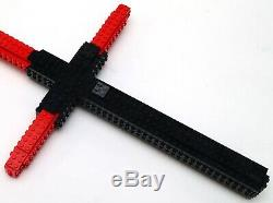 New Lego Star Wars Kylo Ren 43 Génération Personnalisée Light Saber