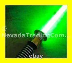 New Star Wars Galaxys Edge Luke Skywalker Legacy Sabre Laser With36 Blade &emitter
