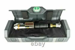 Nib Star Wars Galaxy's Edge Luke Skywalker Legacy Sabre Laser Disney