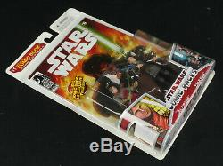 Nos Wars Hasbro Étoiles Packs Qel-droma Bd & Kun Exar Withtales De Jedi # 6 Rare