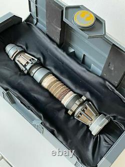 Nouveau 2021 Star Wars Galaxy's Edge Rey Skywalker Legacy Lightsaber Avec 26 Blade