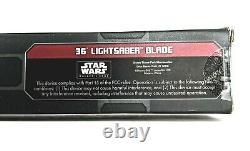 Nouveau Sabre Laser Héritage Star Wars Galaxy Ahsoka Tano Avec 36 & 26 Blade