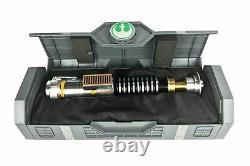 Nouveau Sabre Laser Legacy Edge Luke Skywalker De Star Wars Galaxy Avec 26 Blade & Stand
