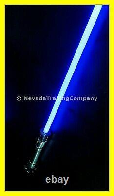 Nouveau Sabre Laser Sealed Star Wars Galaxy Obi Wan Kenobi Legacy Avec 36 Lame