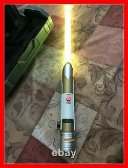 Nouveau Sealed Star Wars Galaxys Edge Legacy Lightsaber Temple Guard Avec36 Blade New