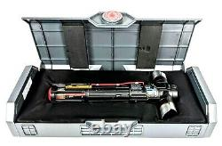 Nouveau Star Wars Galaxy's Edge Kylo Ren Legacy Lightsaber Withtwo Small Side Blades