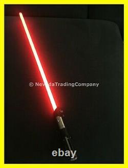 Nouveau Star Wars Galaxys Edge Darth Vader Legacy Lightsaber Avec 31 Blade Disney