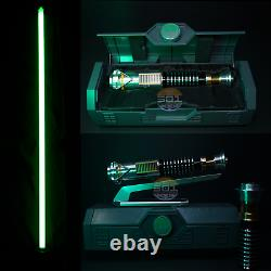 Nouveau Star Wars Galaxys Edge Luke Skywalker Legacy Lightsaber Hilt & Blade