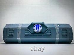 Obi-wan Hérité Hérisson Sabres À Sabreighe Disney Parks Star Wars Galaxys Edge -nouveau Scellé