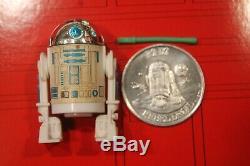 Pop Up Saber R2-d2 Vintage Kenner Star Wars Potf 17 Derniers Pouvoirs De Force Lumière